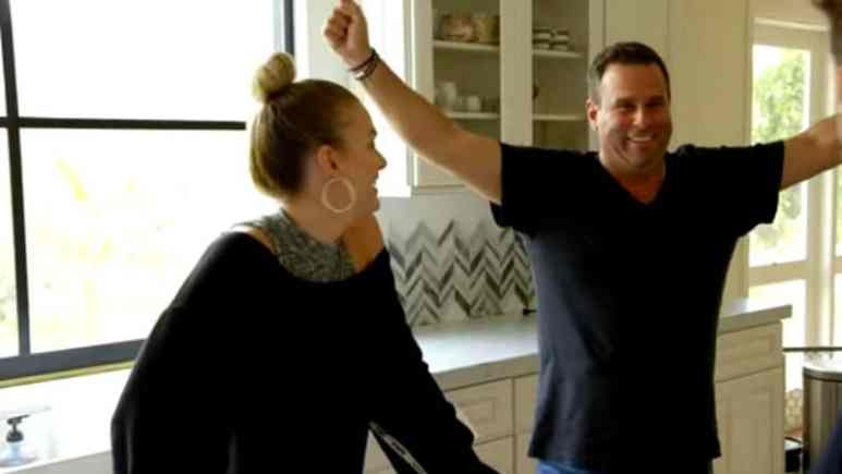 Lala Kent and Randall Emmett on Flipping Out