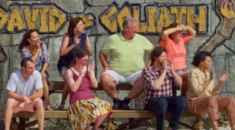 Loved ones of Survivor cast members during Survivor 37 Episode 12