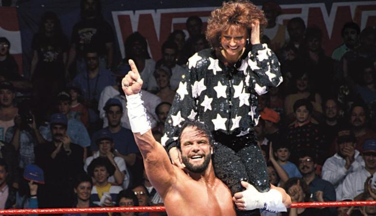 Macho Man Randy Savage put on a great WWE show