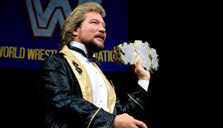 'The Million Dollar Man' Ted DiBiase
