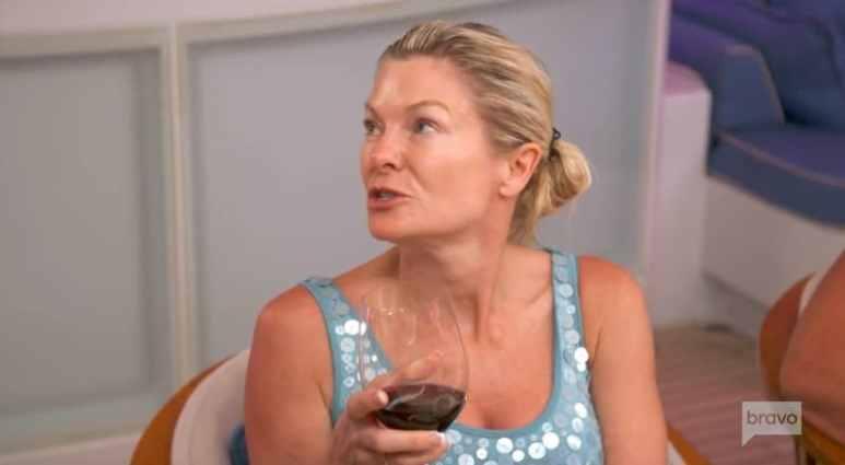 Guest Kari Klein on Below Deck