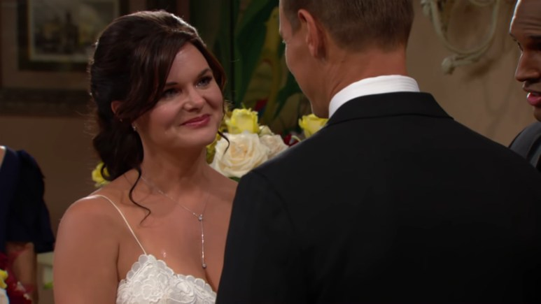 Heather Tom as Katie on The Bold and the Beautiful