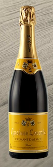 If you like bubbles, French Cremants may be your favorites if you are unfamiliar. Try them! Pic credit: Gustave Lorentz