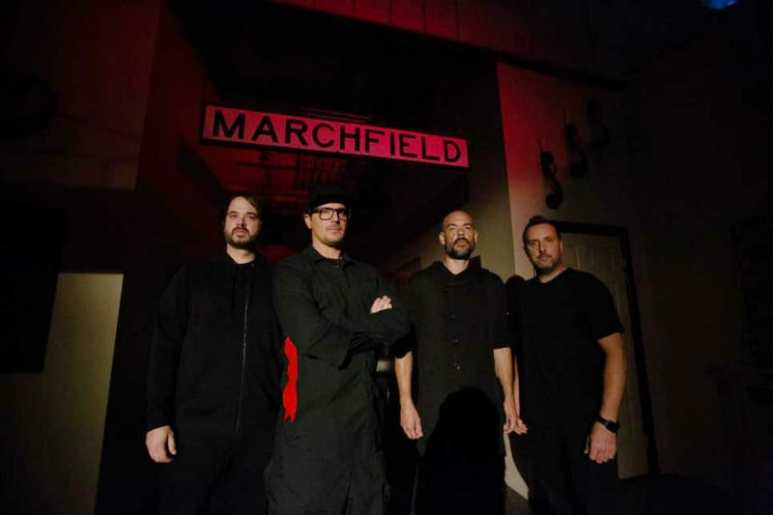The Ghost Adventures crew heads to the 'plane graveyard' to investigate the paranormal. Pic credit: Travel