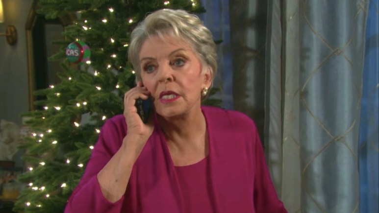 Julie on Days of our Lives