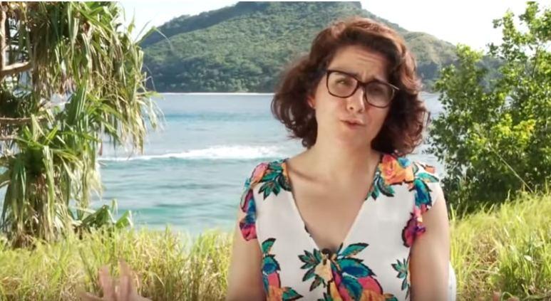 Aubry Bracco on the Survivor: Edge of Extinction cast