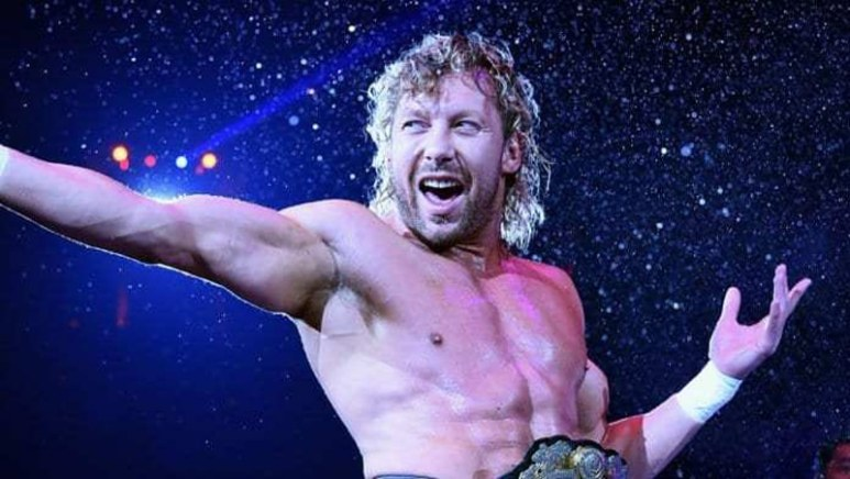 Kenny Omega leaves New Japan
