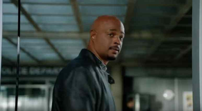 Damon Wayans on Lethal Weapon cast.