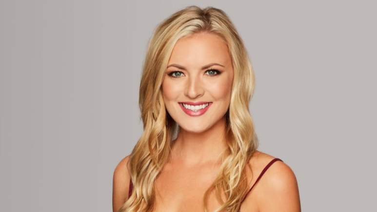 Erika on The Bachelor