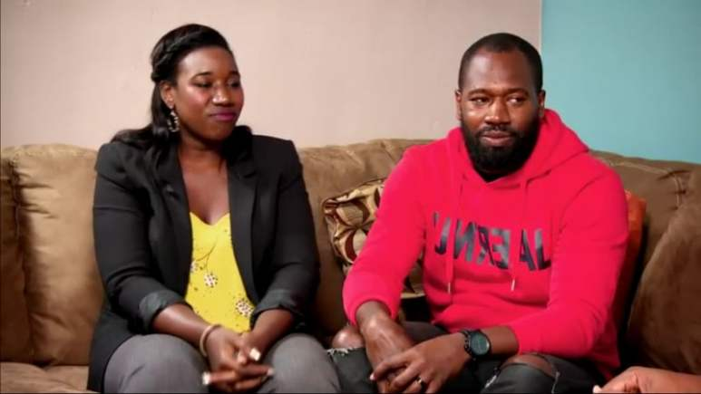 Jasmine McGriff and Will Guess face Pastor Cal on Married at First Sight