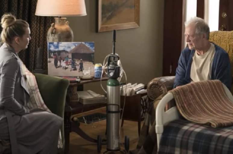Jeff Perry as Thatcher Grey on Grey's Anatomy cast