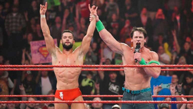 WWE News: John Cena suffered an ankle injury on Monday Night Raw, might miss Royal Rumble