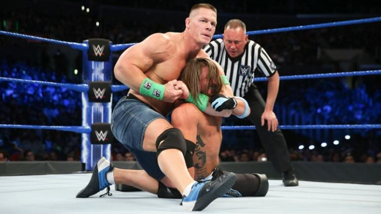 John Cena says that his time is up in the WWE