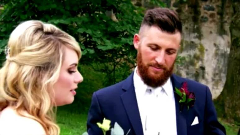 Kate Sisk learns where she met Luke Cuccarrulo before they got married on Married at First Sight