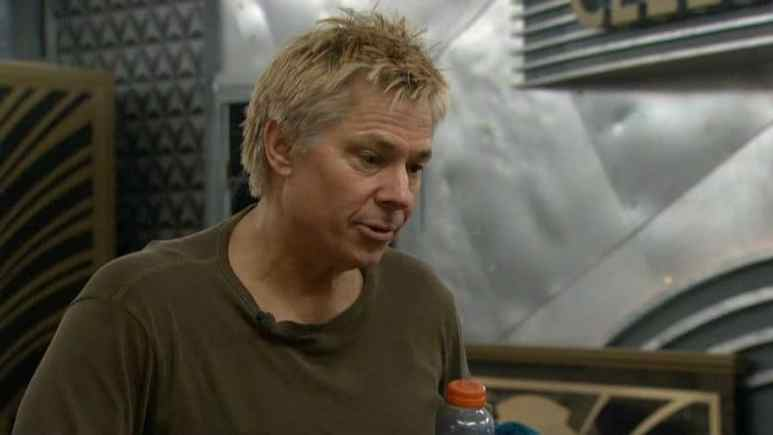 Kato Kaelin in the Celebrity Big Brother house