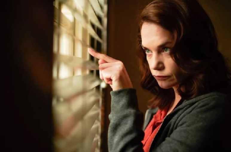 Luther Season 6. Ruth Wilson as Alice Morgan