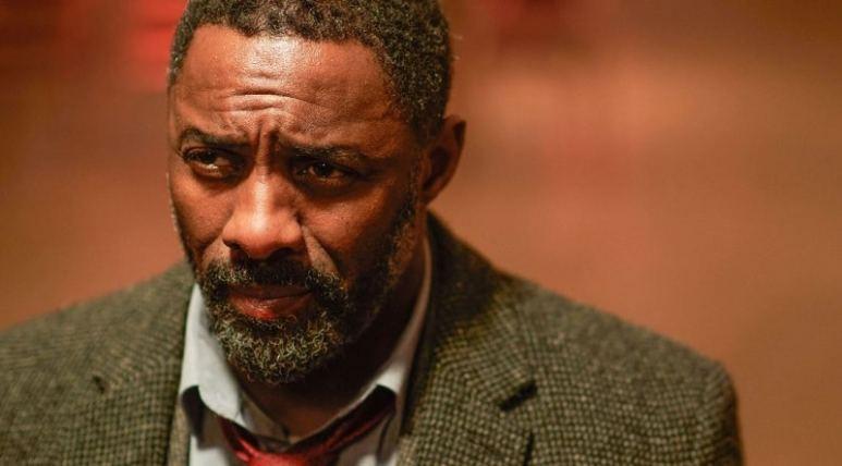 DCI John Luther: Idris Elba