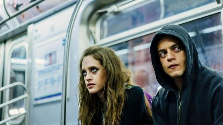 Mr. Robot season 4. Rami Malek