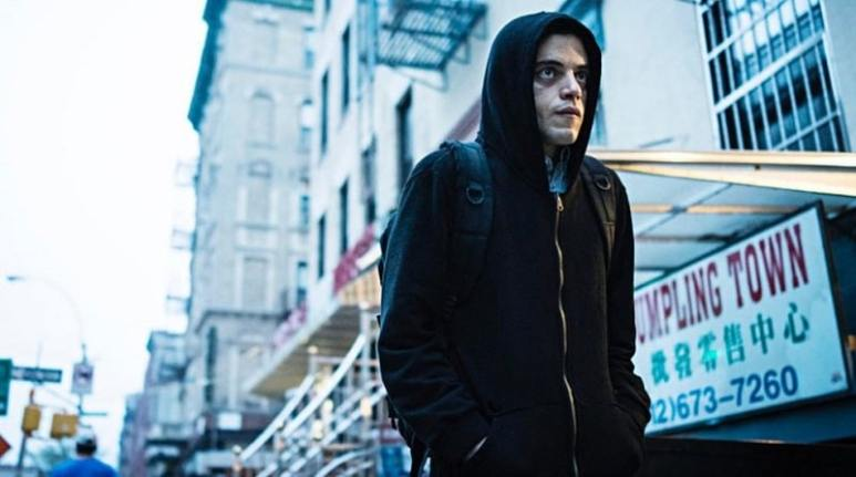 Rami Malek as Elliot Anderson
