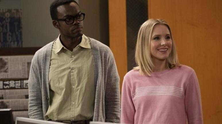 The Good Place. William Jackson Harper as Chidi Anagonye
