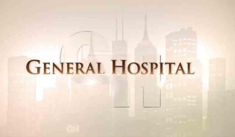 General Hospital opening credit screen grab