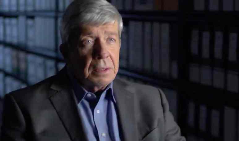 Homicide Hunter: Lt. Joe Kenda talking to camera about Jan Baker.