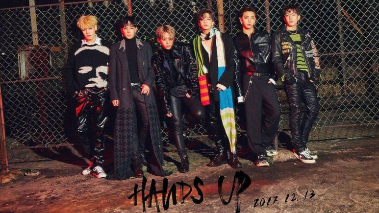 B.A.P. - Hands Up