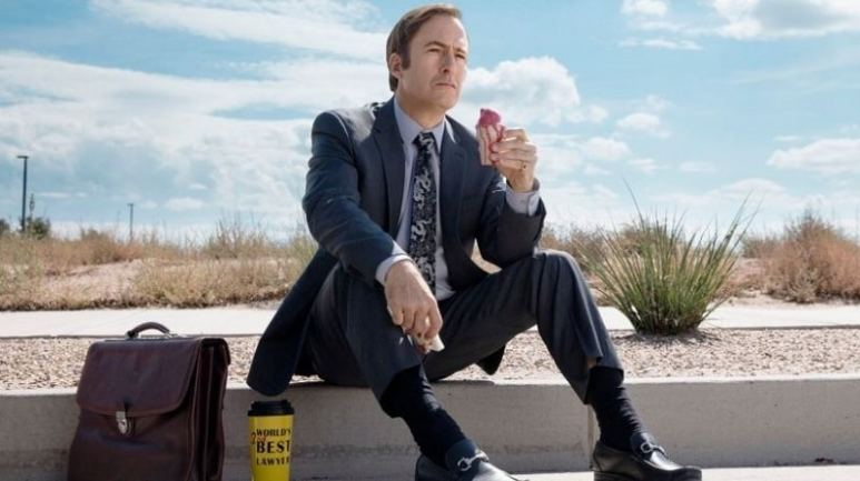 Better Call Saul. Bob Odenkirk as Saul Goodman/Jimmy McGill