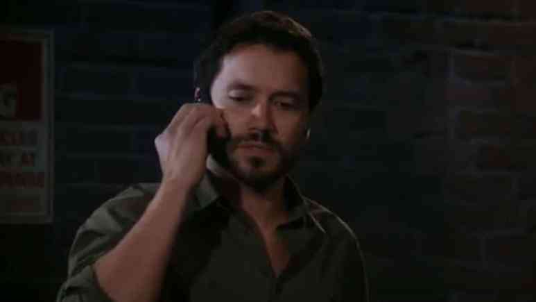 Dominic Zamprogna as Dante on General Hospital