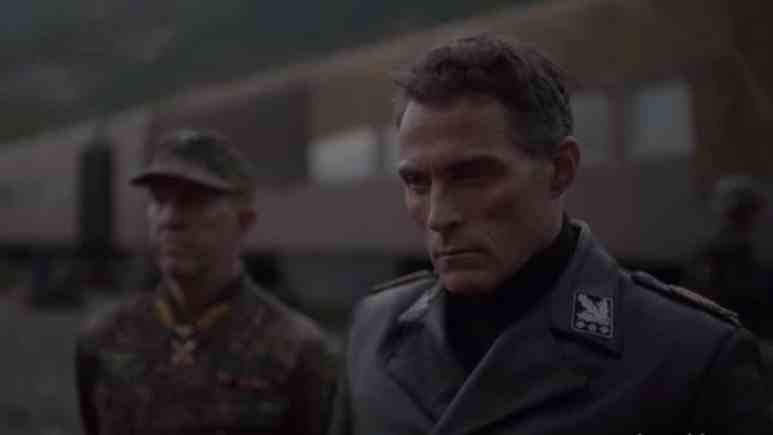 John Smith Season 4 high castle