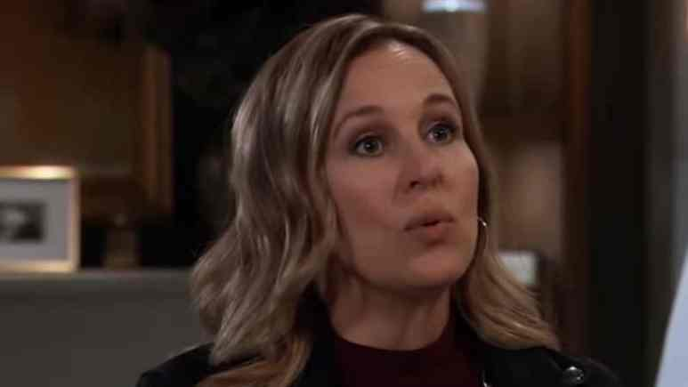 Genie Francis as Laura on General Hospital