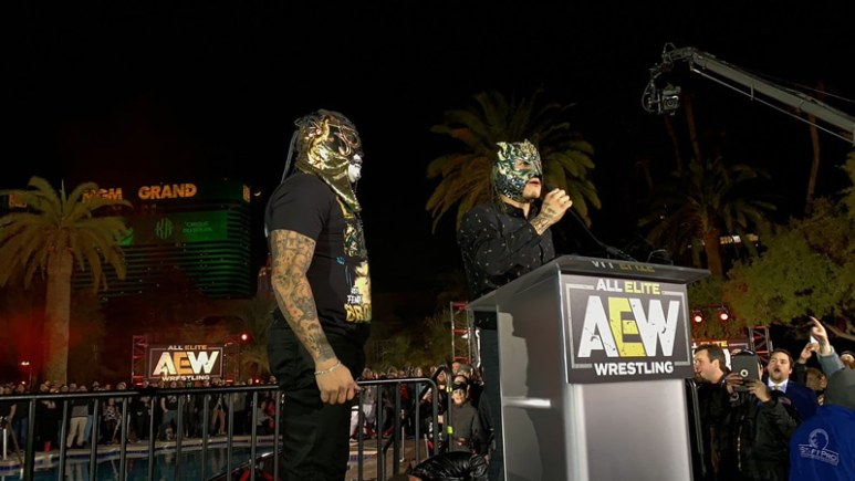 AEW launches tag team division but who are the Best Friends and Lucha Bros.