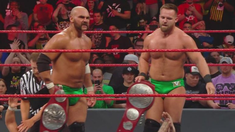 The Revival: FTR rules Monday Night Raw and wins their first tag team championship