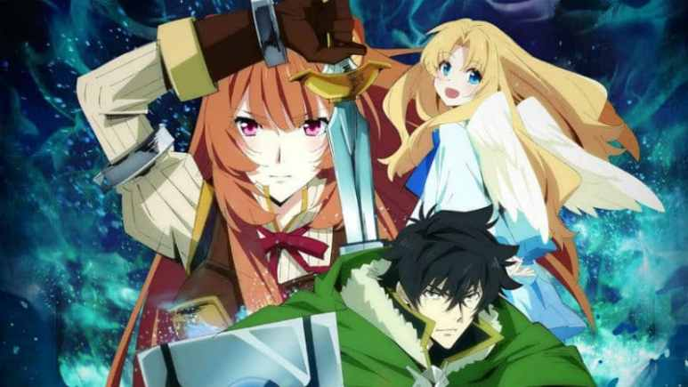 Characters in The Rising Of The Shield Hero anime