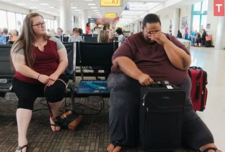 Brandon breaks down on his way to Houston for My 600-lb Life