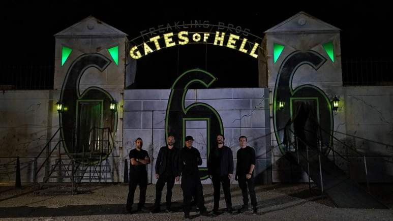 Ghost Adventures investigates a Las Vegas haunted attraction