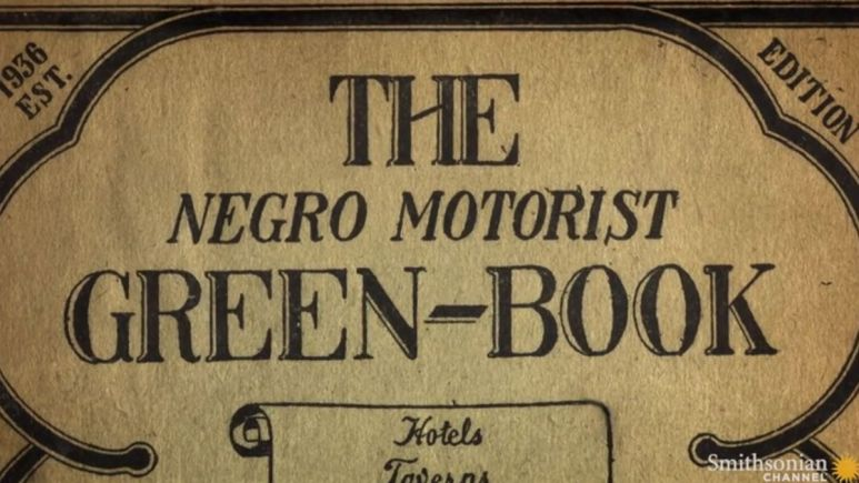 A still from Smithsonian's doc about the history behind the Oscar contender, The Green Book. Pic credit: Smithsonian