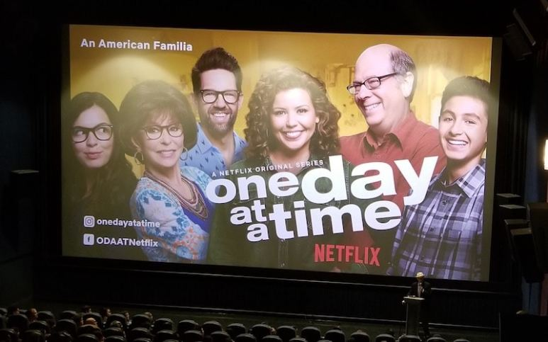 One Day at a Time screening at the TCA 2019 Winter Tour