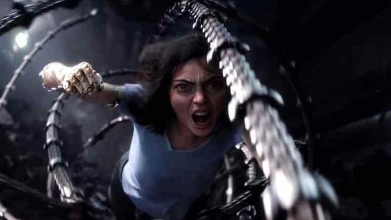 Alita Battle Angel Live Action Movie