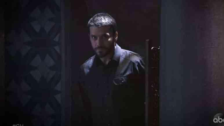 Dante returns to General Hospital this week as a villain?!