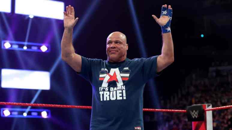 WWE Rumors: Could Kurt Angle's WrestleMania match be against one of the best wrestlers of all-time?