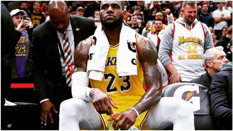 LeBron James to reprotedly have input in new Lakers' head coach