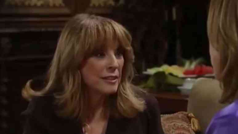 Denise Alexander as Lesley Webber on General Hospital