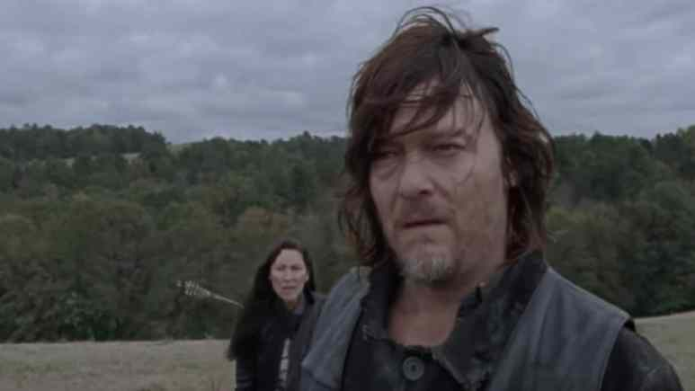 Norman Reedus as Daryl on The Walking Dead cast