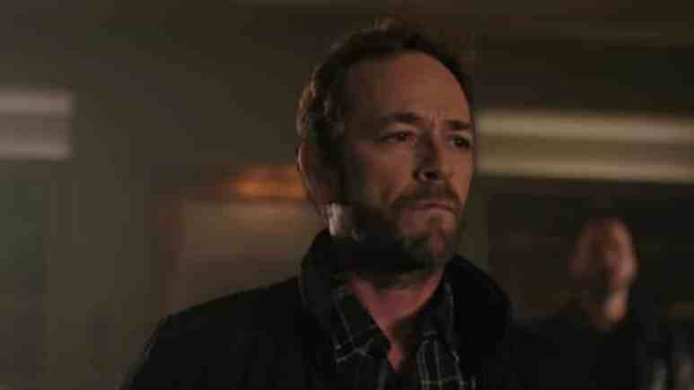 Luke Perry as Fred Andrews on Riverdale
