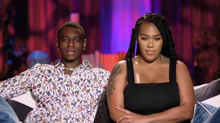Soulja Boy and Nia Riley on Marriage Boot Camp