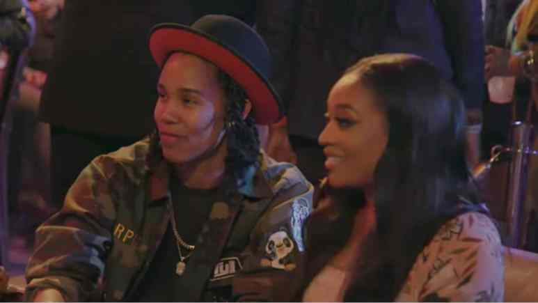 Ty Young and Mimi Faust on Love & Hip Hop: Atlanta