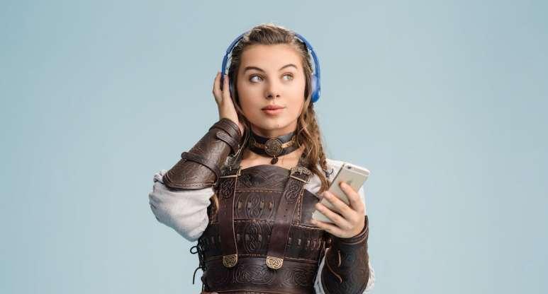 Caitlin Carmichael as Gretta in Dwight in Shining Armor