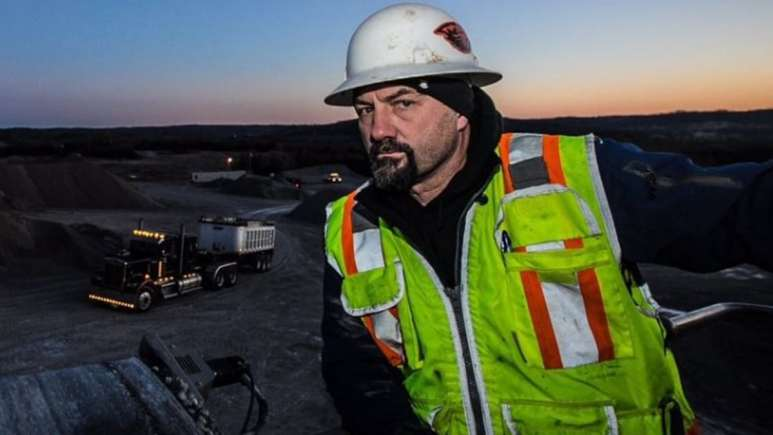 Dave Turin has some really surprising things to say about his former Gold Rush mates. Pic credit: Discovery