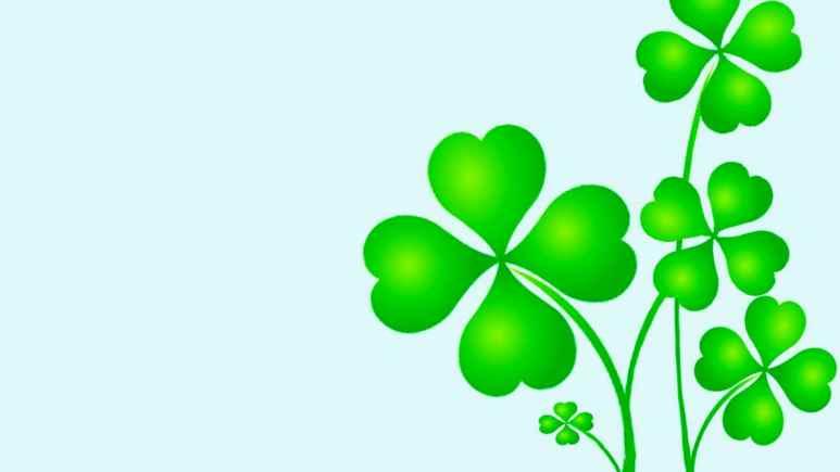 The classic symbol of St. Patrick's Day. Pic credit: Public domain, License: CC0 Public Domain
